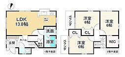 南生駒駅 1,620万円