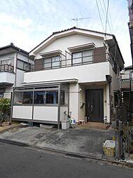 東京都府中市清水が丘2の賃貸アパートの外観