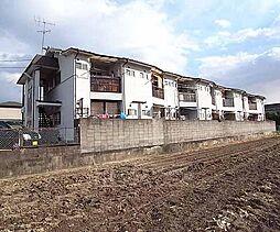 京都府京都市西京区下津林佃の賃貸アパートの外観