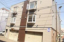 フロンティアK2[2階]の外観