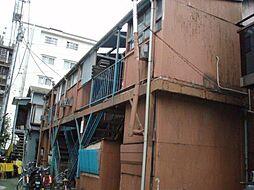 神奈川県横浜市鶴見区鶴見中央2丁目の賃貸アパートの外観