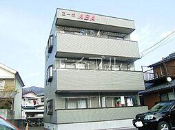 コーポABA[2階]の外観