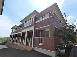 千葉県大網白里市ながた野2の賃貸アパートの外観