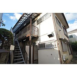 東京都世田谷区北烏山1丁目の賃貸アパートの外観