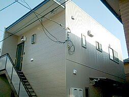東京都板橋区小茂根4丁目の賃貸アパートの外観
