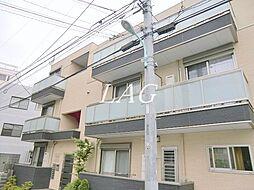 東京都豊島区南長崎1丁目の賃貸アパートの外観