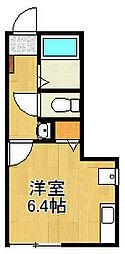グラン戸塚[2階]の間取り