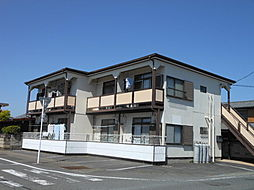 松本ハイツ 101[1階]の外観