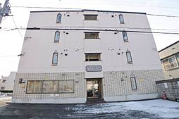 北海道札幌市豊平区美園四条2丁目の賃貸マンションの外観