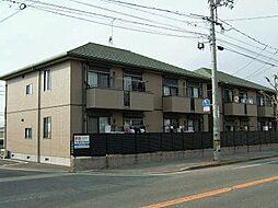 ハイネス駅家南 A棟[2階]の外観