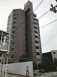 朝日プラザ御崎[4階]の外観