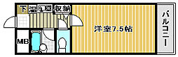 TSサンライズ[302号室]の間取り