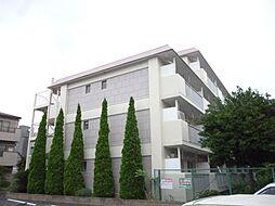 綾瀬リージェントマンション[206号室]の外観