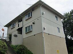 黒田コーポ[2階]の外観