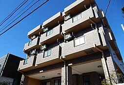 鹿児島県霧島市隼人町内山田2丁目の賃貸マンションの外観