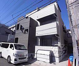近鉄京都線 竹田駅 徒歩10分の賃貸アパート