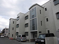 西興第5マンション[301号室]の外観