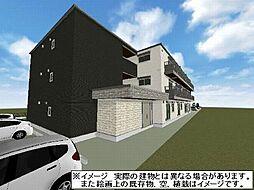 仮)五井駅西口マンション[202号室号室]の外観