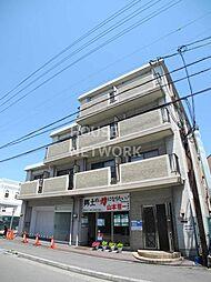 京都府京都市北区西賀茂水垣町の賃貸マンションの外観