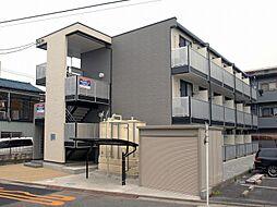 埼玉県川口市前川1の賃貸マンションの外観
