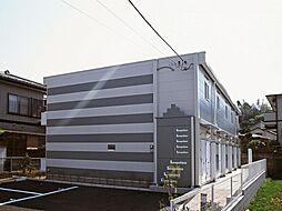 レオパレスうすい[1階]の外観