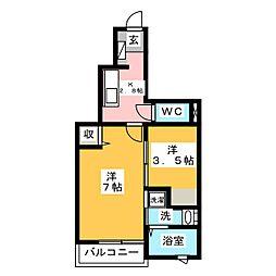 掛川市役所前駅 4.6万円