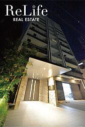 ファーストレジデンス大阪BAY SIDE[7階]の外観