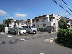 レジデンス松山[101号室]の外観