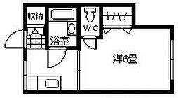 坂之上駅 1.8万円