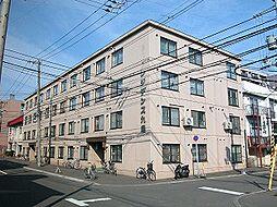 北海道札幌市中央区南九条西7丁目の賃貸マンションの外観