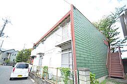 大阪府茨木市南春日丘5丁目の賃貸アパートの外観