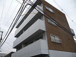 大阪府大東市諸福2丁目の賃貸マンションの外観