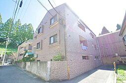 神奈川県川崎市麻生区上麻生5丁目の賃貸マンションの外観