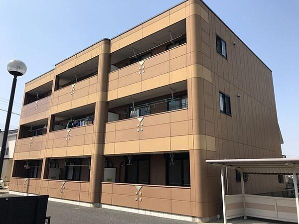 愛知県稲沢市祖父江町本甲神明前の賃貸マンション