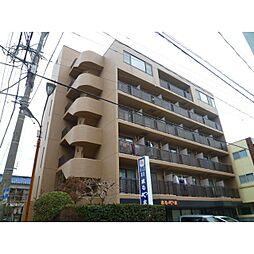 コンフォルトハイツ新宿[4階]の外観