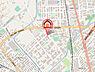 地図,1DK,面積33.47m2,賃料3.8万円,バス 函館バス中央自動車学校前下車 徒歩4分,,北海道函館市西桔梗町827番地23