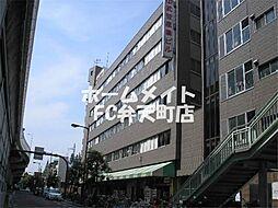 武智産業ビル[3階]の外観