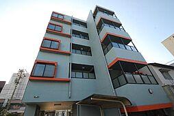 愛知県名古屋市名東区名東本通4丁目の賃貸マンションの外観