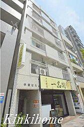 広島県広島市中区富士見町の賃貸アパートの外観