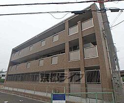 大阪府枚方市津田西町の賃貸マンションの外観