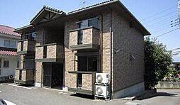 静岡県三島市初音台の賃貸アパートの外観