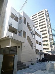 大阪府大阪市住吉区住吉2丁目の賃貸アパートの外観