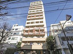 東京都新宿区矢来町の賃貸マンションの外観