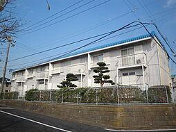 レピュート斉藤B[1階]の外観