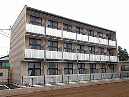 埼玉県川口市西新井宿の賃貸マンションの外観