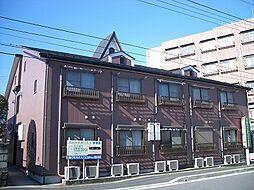 穴川ハイリビング参番館[201号室]の外観