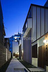 京都府京都市左京区一乗寺地蔵本町の賃貸アパートの外観
