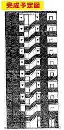 (仮)八幡町マンション[0503号室]の外観