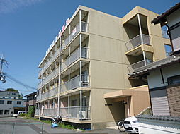 リバーサイドマンション[4階]の外観