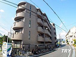 イスズベル大和高田[5階]の外観